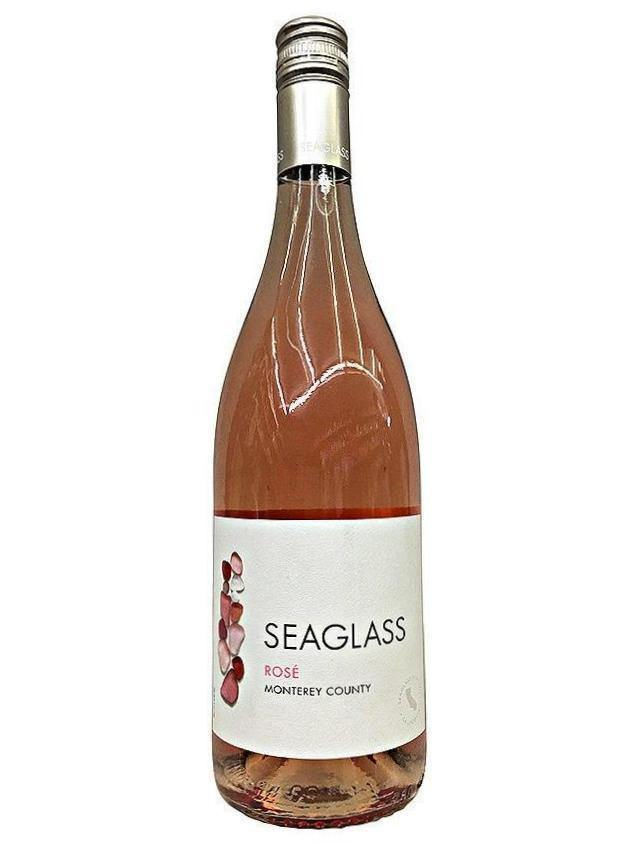 SeaGlass Monterey County Rosé Wine