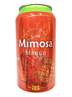 Soleil Mimosa Mango Sparkling Wine Can
