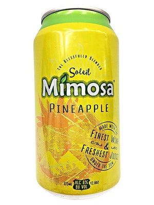 Soleil Mimosa Pineapple Sparkling Can