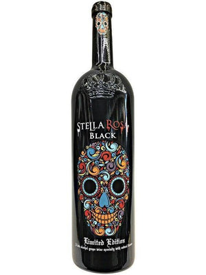Stella Rosa Black L'Originale Limited Edition Halloween