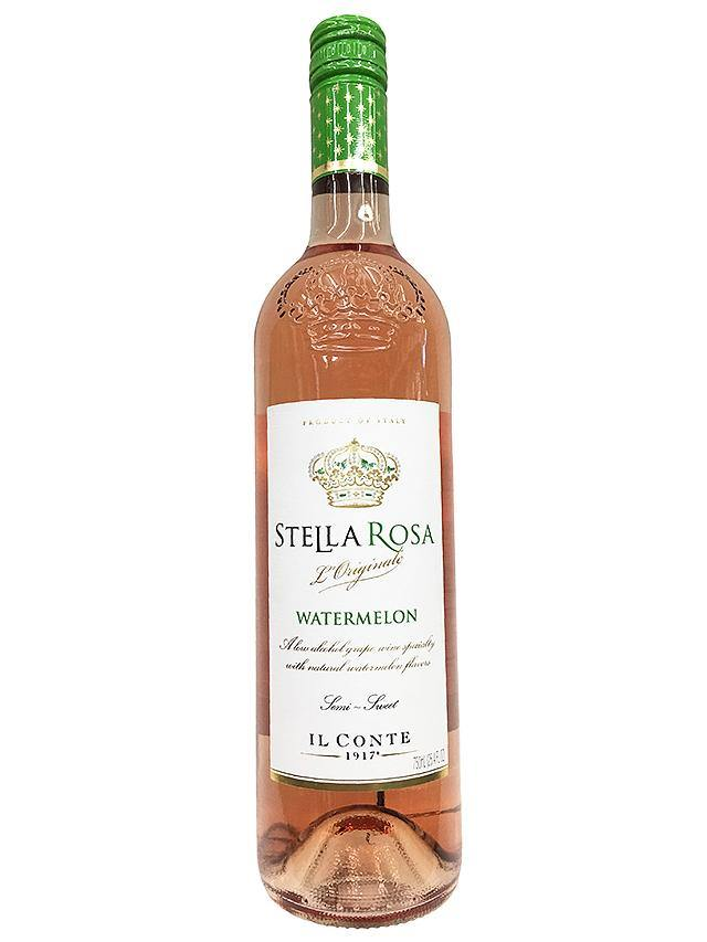 Stella Rosa WATERMELON Semi-Sweet Wine