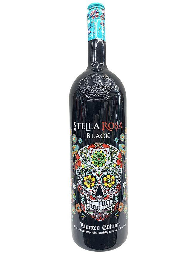 Stella Rosa Black L'Originale Limited Edition Halloween 1.5 Liter