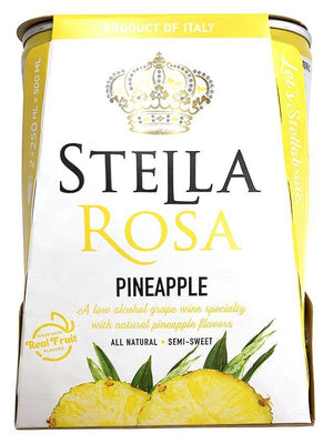Stella Rosa Pineapple Mini 250ml Aluminum Can 2-Pack