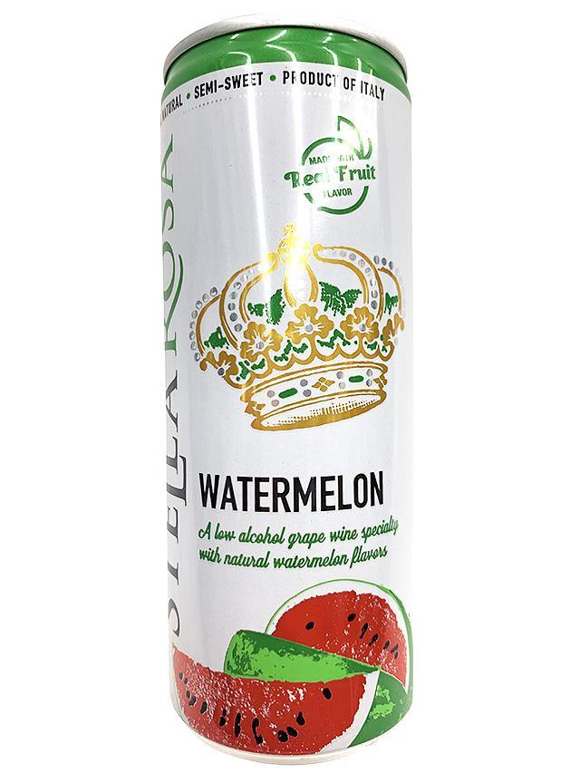 Stella Rosa Watermelon 250ml Can