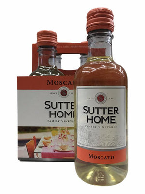 Sutter Home Moscato 4 Pack