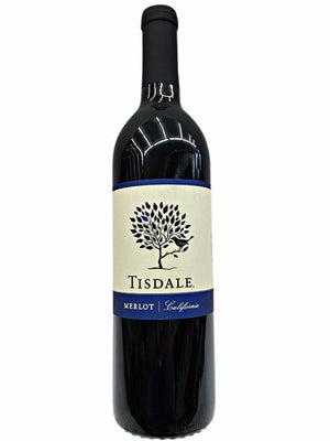Tisdale Vineyards Merlot