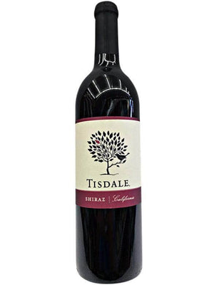 Tisdale Vineyards Shiraz