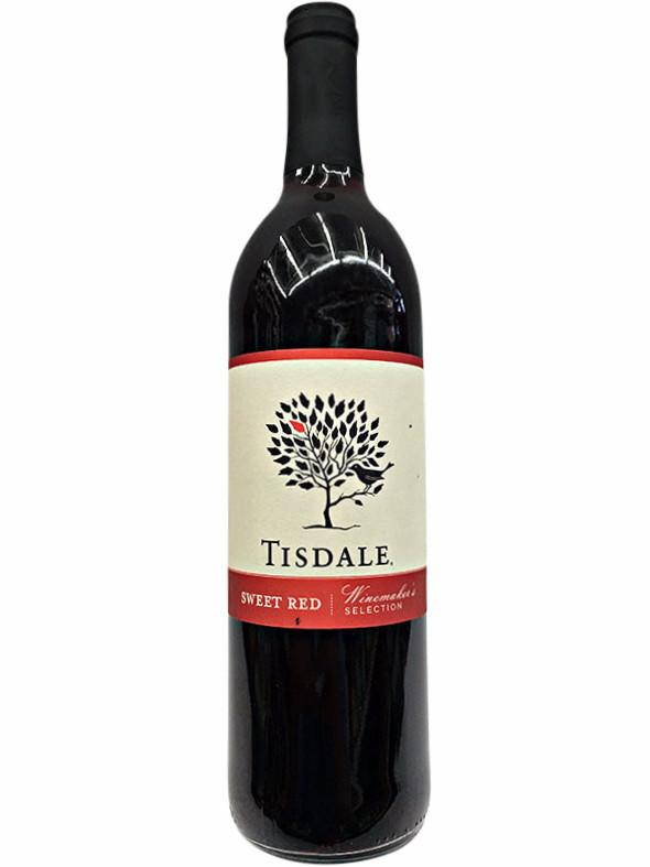 Tisdale Winemakers Selection Sweet Red