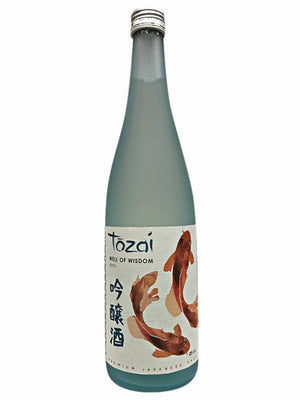 Tozai Well of Wisdom Sake