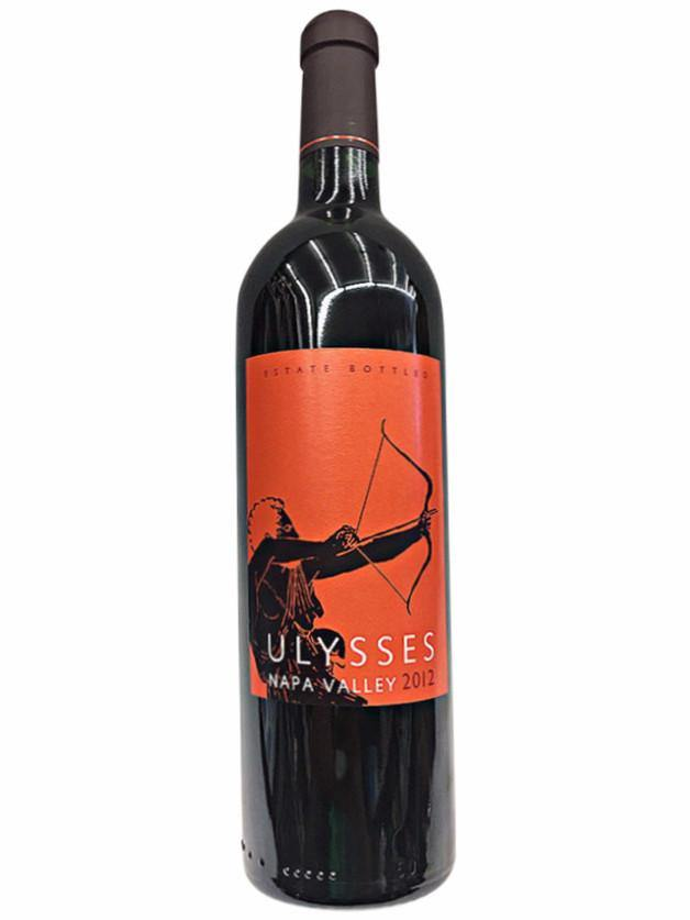 Ulysses Vineyard Napa Valley Bordeaux Red Blend