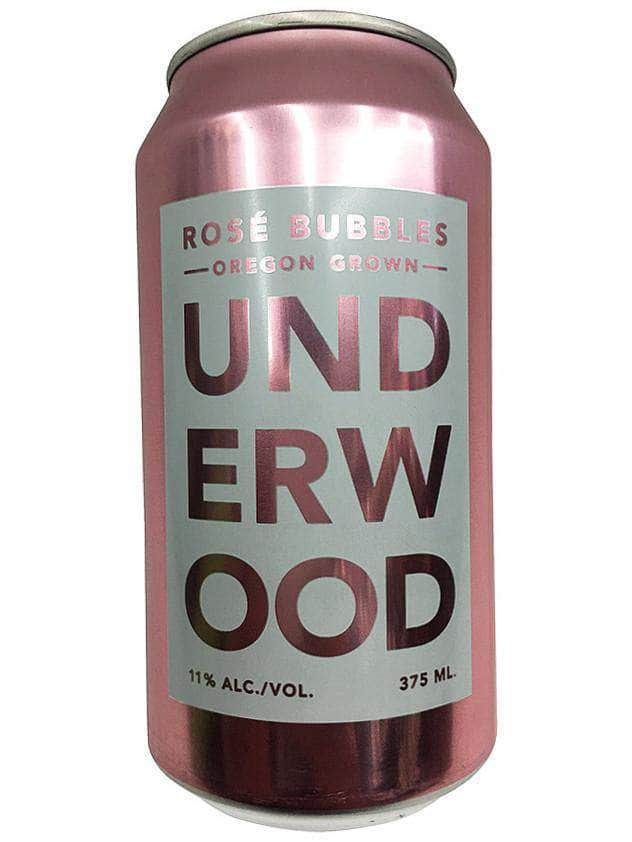 Union Wine Co. Underwood Rose Bubbles Can