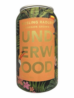 Union Wine Underwood Riesling Radler Can