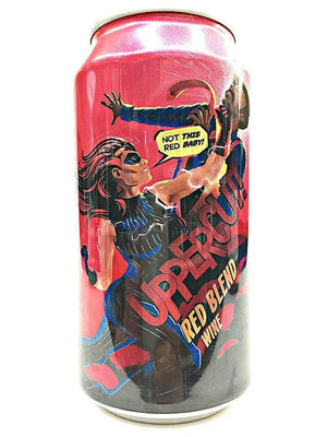 Uppercut Red Blend Wine Can