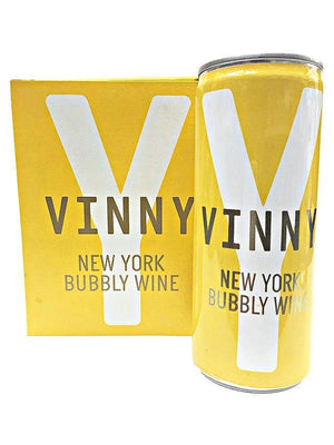 Vinny New York Bubbly Wine 4-Pack