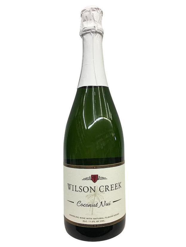 Wilson Creek Coconut Nui Sparkling Wine