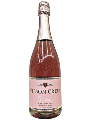 Wilson Creek Rosé Sparkling Wine
