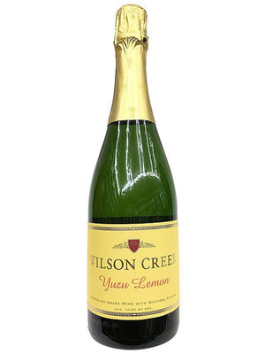 "Shop Wilson Creek ""Yuzu"" Lemon Sparkling Wine"