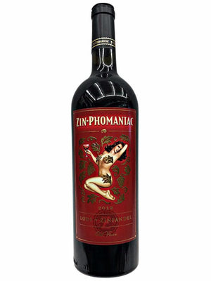 Zin-Phomaniac Old Vines Zinfandel (OLD IMAGE)