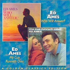 Ed Ames ‎– Who Will Answer? / My Cup Runneth Over /U.S.