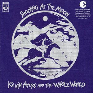 Kevin Ayers And The Whole World ‎– Shooting At The Moon /E.U.