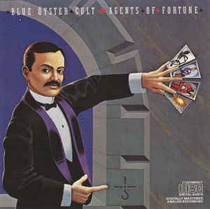 Blue Öyster Cult ‎– Agents Of Fortune /U.S.