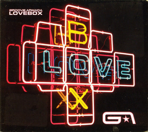 Groove Armada ‎– Lovebox /E.U.