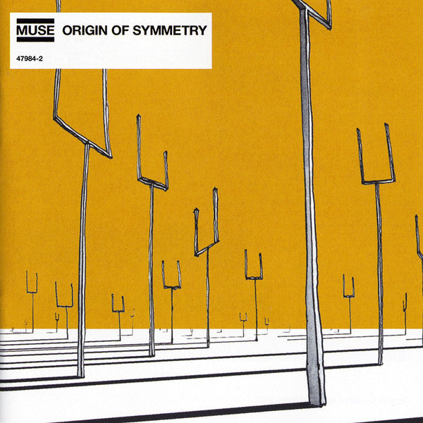 Muse ‎– Origin Of Symmetry