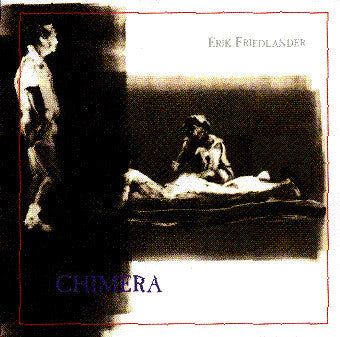 Erik Friedlander ‎– Chimera /Japan