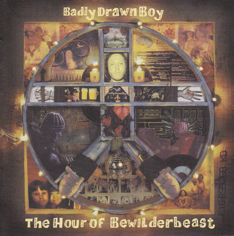 Badly Drawn Boy ‎– The Hour Of Bewilderbeast /U.K.