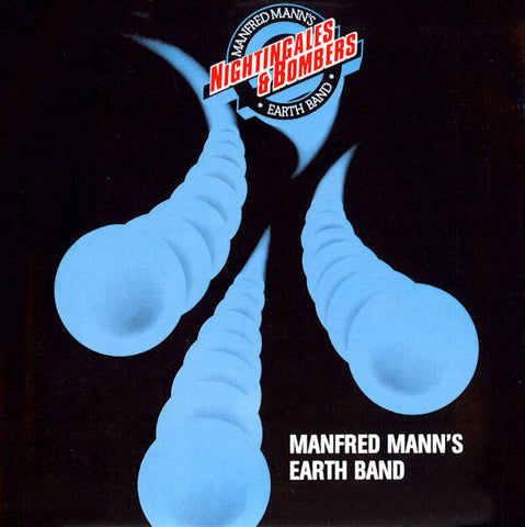 Manfred Mann's Earth Band ‎– Nightingales & Bombers /E.U.
