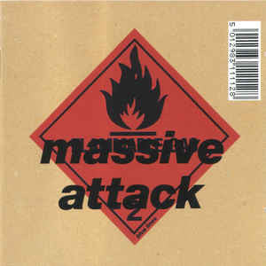 Massive Attack ‎– Blue Lines /Holland