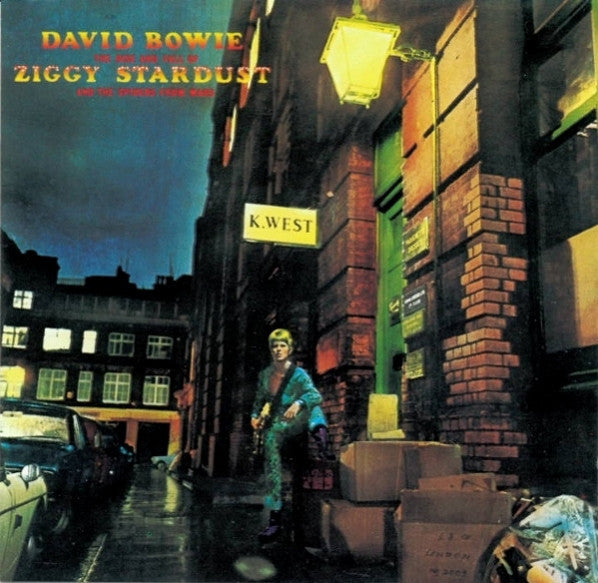 David Bowie ‎– The Rise And Fall Of Ziggy Stardust And The Spiders From Mars /Holland
