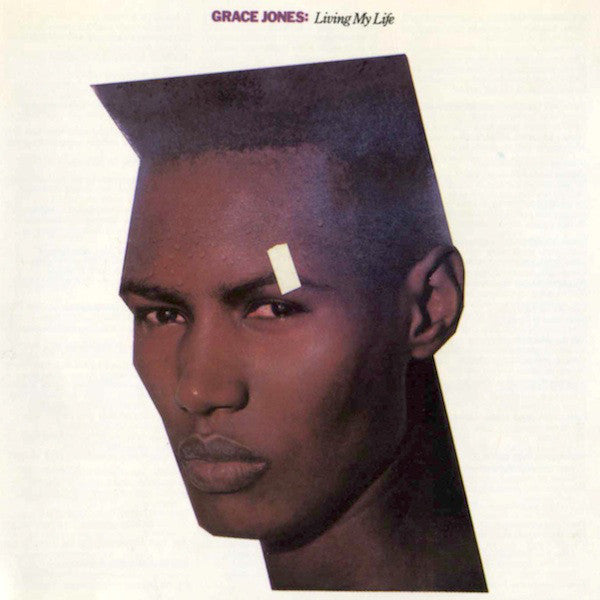 Grace Jones ‎– Living My Life /U.S.