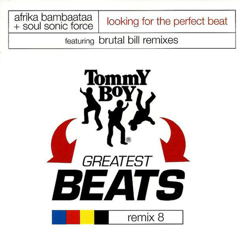 Afrika Bambaataa、Soulsonic Force ‎– Looking For The Perfect Beat /U.S.