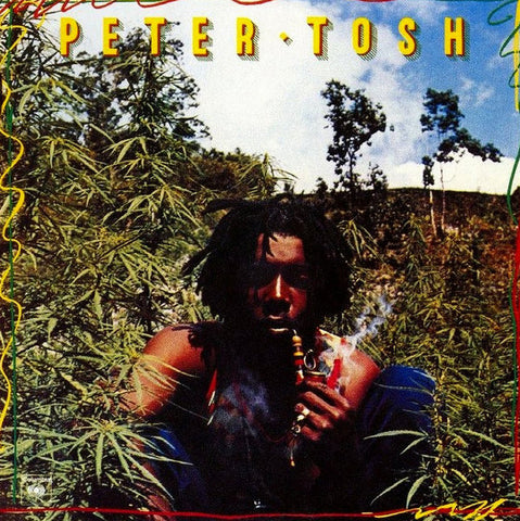 Peter Tosh ‎– Legalize It /U.S.