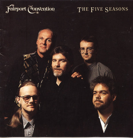 Fairport Convention ‎– The Five Seasons /U.K.