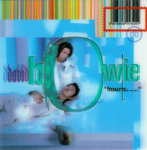 David Bowie ‎– Hours... /E.U.