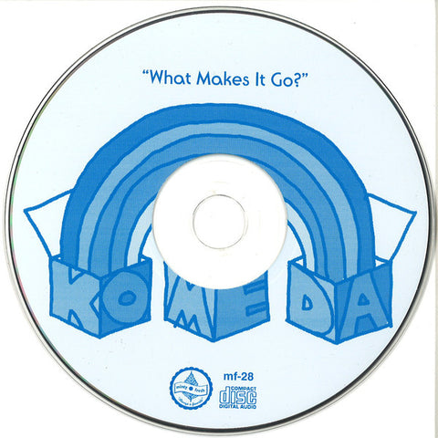 Komeda ‎– What Makes It Go? /U.S.