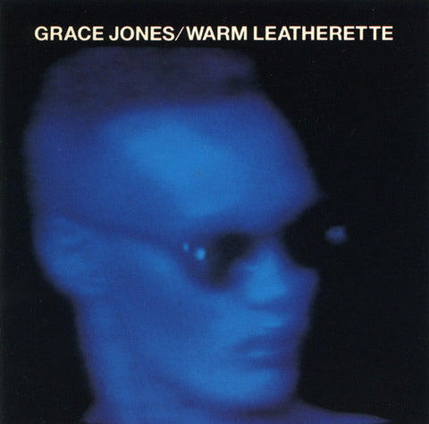 Grace Jones ‎– Warm Leatherette /U.S.