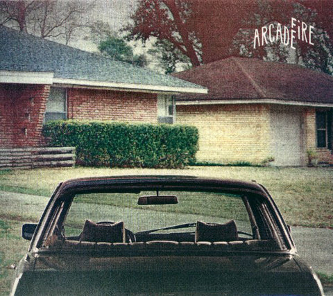 Arcade Fire ‎– The Suburbs /U.S.