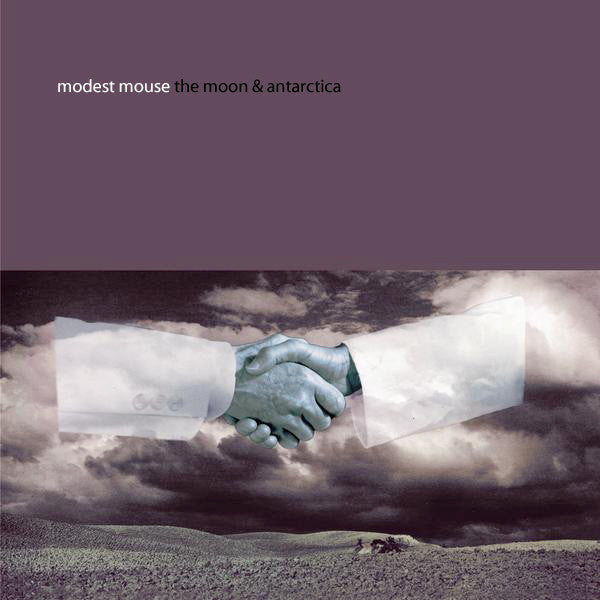 Modest Mouse ‎– The Moon & Antarctica /U.S.