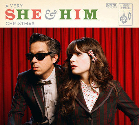 She & Him ‎– A Very She & Him Christmas /Taiwan