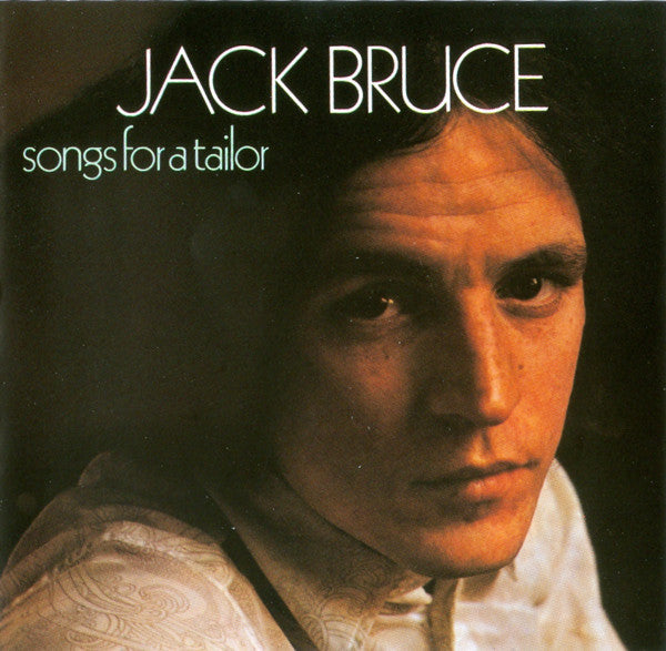 Jack Bruce ‎– Songs For A Tailor /U.S.