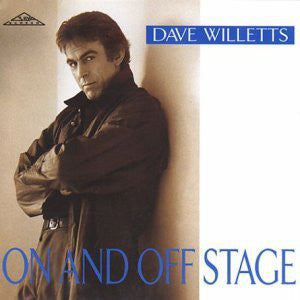 Dave Willetts ‎– On And Off Stage /U.K.
