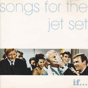 Various ‎– Songs For The Jet Set /Japan