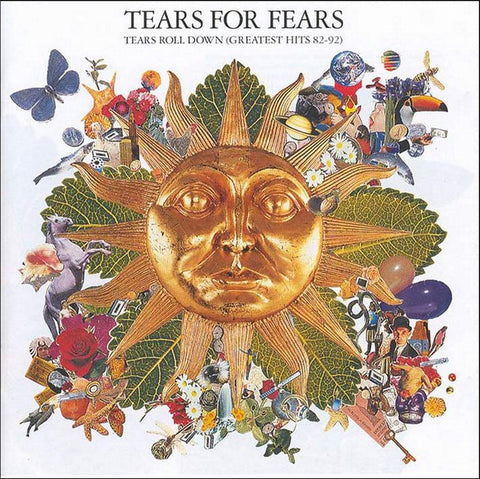 Tears For Fears ‎– Tears Roll Down (Greatest Hits 82-92) /U.K.