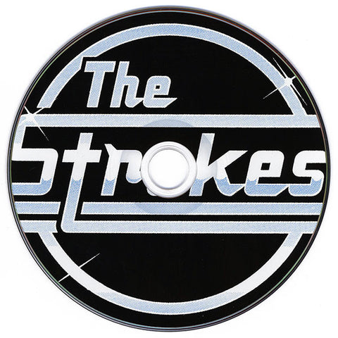 The Strokes ‎– Is This It /Taiwan