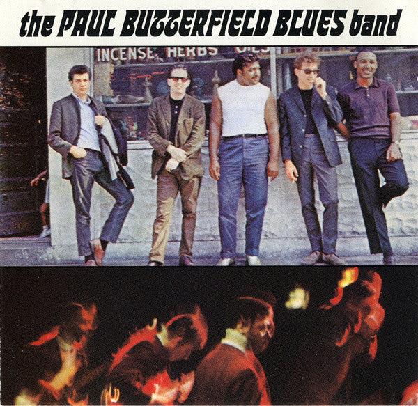 The Paul Butterfield Blues Band ‎– The Paul Butterfield Blues Band /U.S.