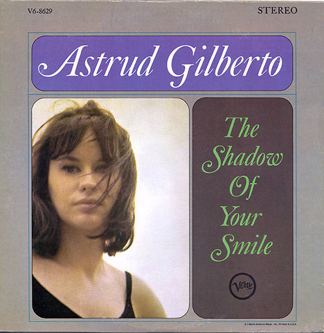 Astrud Gilberto ‎– The Shadow Of Your Smile /Japan