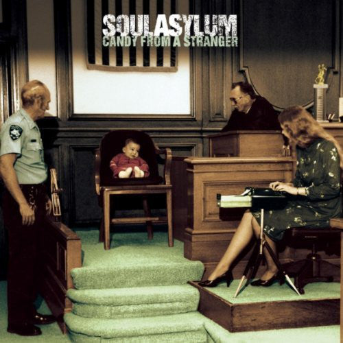 Soul Asylum – Candy From A Stranger /Taiwan